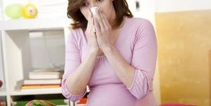 Лечение конъюнктивита при беременности